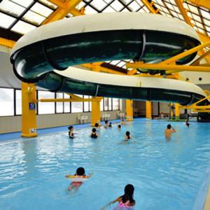 池の平ホテルの温水プール
