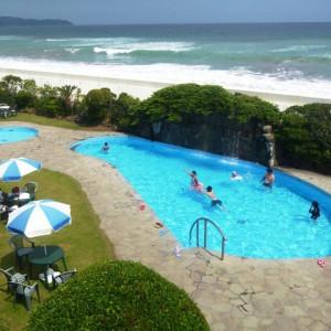 鴨川シーワールドホテルのプール