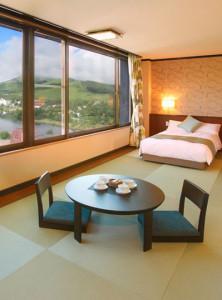 池の平ホテルの和みルーム