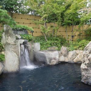 鈴鹿サーキットホテルの天然温泉