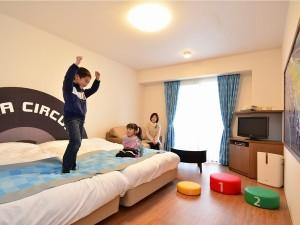 鈴鹿サーキットホテルのキッズルーム