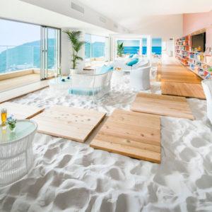 リゾナーレ熱海のソラノビーチ