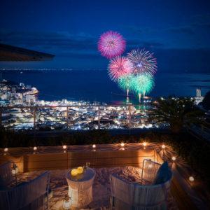 リゾナーレ熱海の花火2
