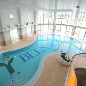 ベルナティオの屋内プール