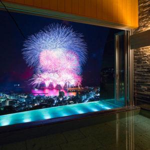 リゾナーレ熱海の花火
