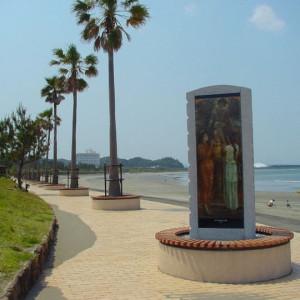 雰囲気が素敵でしょ(^^) 南国リゾートっぽいです!