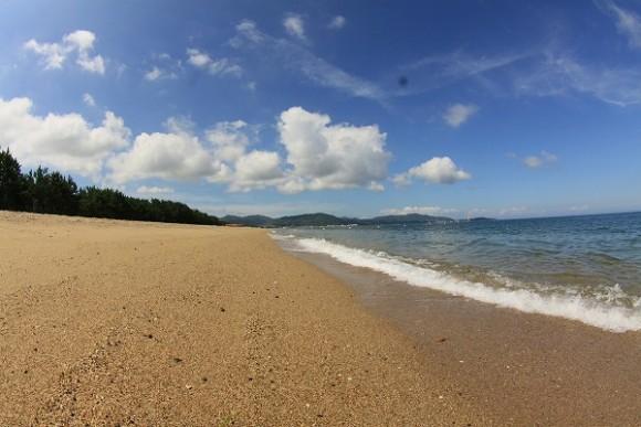 慶野松原海水浴場
