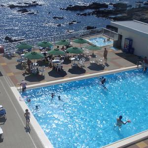 佐島マリーナのプール