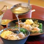 ばしゃ山村の料理jpg