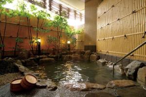 これはホテル側の露天風呂
