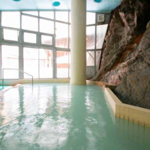 ホテル浦島の滝の湯
