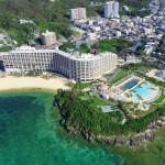 ホテルモントレ沖縄の外観