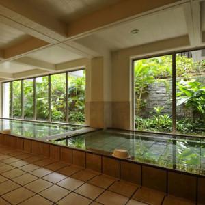 ホテルムーンビーチの大浴場