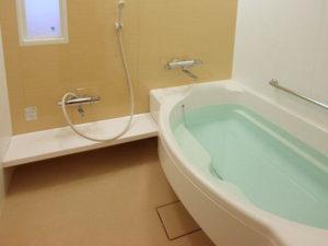 東京ベイ舞浜のお風呂