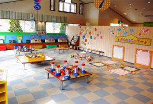 東条湖おもちゃ王国のおもちゃの部屋