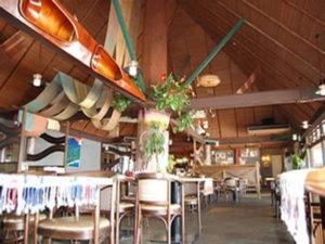 ばしゃ山村のレストラン