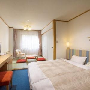 グリーンプラザ軽井沢のお部屋2