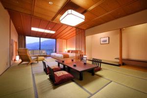 ホテル瑞鳳の和洋室