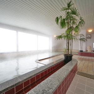 リステル猪苗代の本館の大浴場