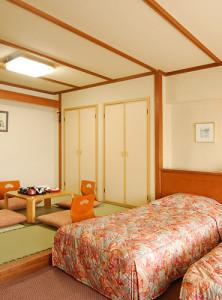 池の平ホテルの和洋室