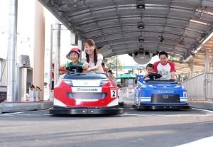 鈴鹿サーキットホテルのプッチグランプリ