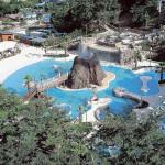 鈴鹿サーキットホテルの屋外プール