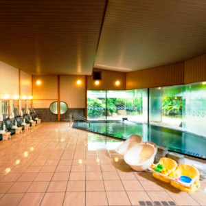 鴨川シーワールドホテルの温泉