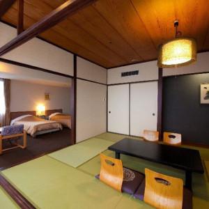 杉乃井ホテルの本館