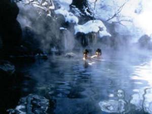 大人も喜ぶ露天風呂-湯沢東映ホテル