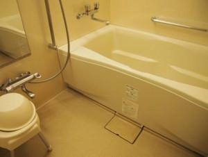 ドリームゲート舞浜のお風呂
