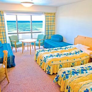 残波岬ロイヤルホテルのお部屋