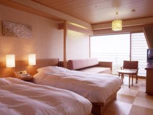 ホテルナガシマの部屋