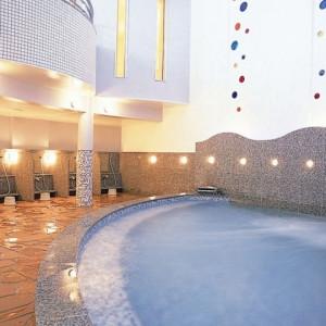 ラグナガーデンホテルのお風呂