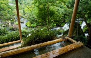 ホテルナガシマの温泉