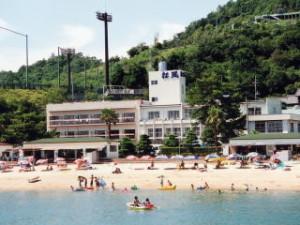 香川県の小豆島シーサイドホテル 松風