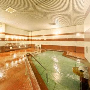 ルスツリゾートの大浴場
