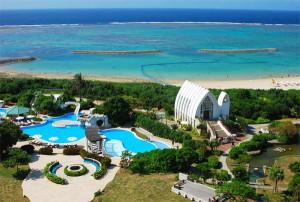 沖縄のインターコンチネンタル石垣リゾート