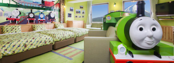 ハイランドリゾートのパーシーのソドー島めぐりの部屋