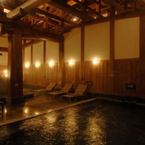 ハイランドリゾートの内風呂