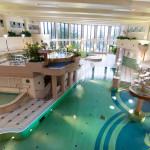 リステル猪苗代の温泉プール