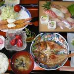 ペンション青島の料理
