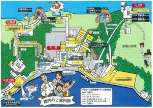 ホテル浦島のマップ