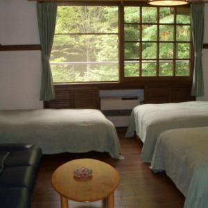 洋室と和室があります