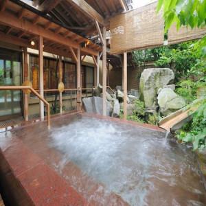 湯沢グランドホテルの季里の湯