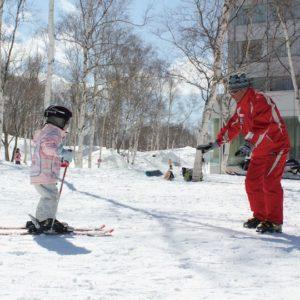 水上高原ホテル200のスキースクール