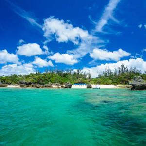 ホテルムーンビーチのヨウ島ツアー