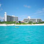 宮古島東急リゾート目の前の前浜ビーチ