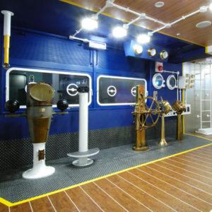 サンルートプラザ東京のコンセプトフロア