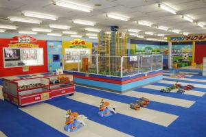 東条湖おもちゃ王国のおもちゃの部屋2