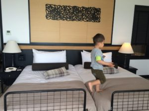 ホテルモントレのお部屋